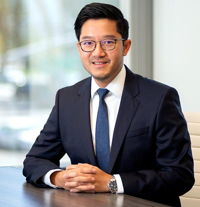 Vincent Nguyen portrait